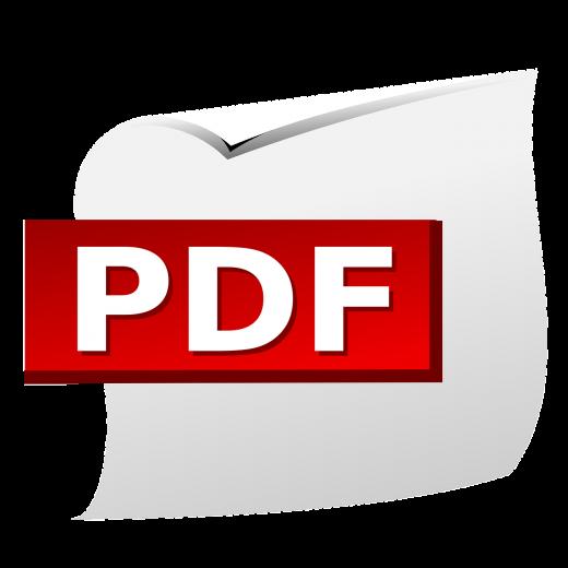 convertir un document en pdf